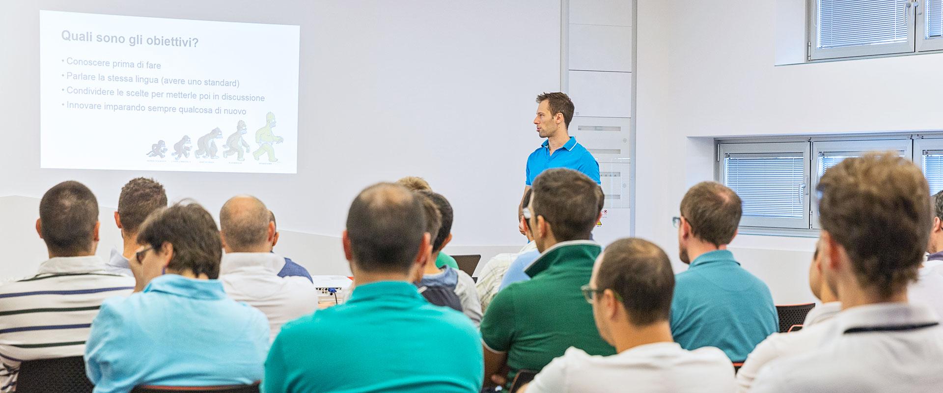 CGN investe nella formazione dei propri collaboratori