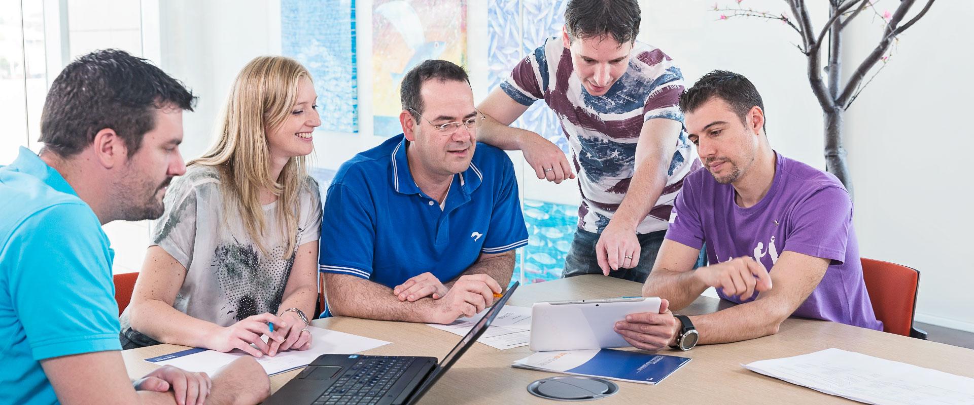 CGN punta sulla collaborazione di ogni indispensabile membro del gruppo di lavoro