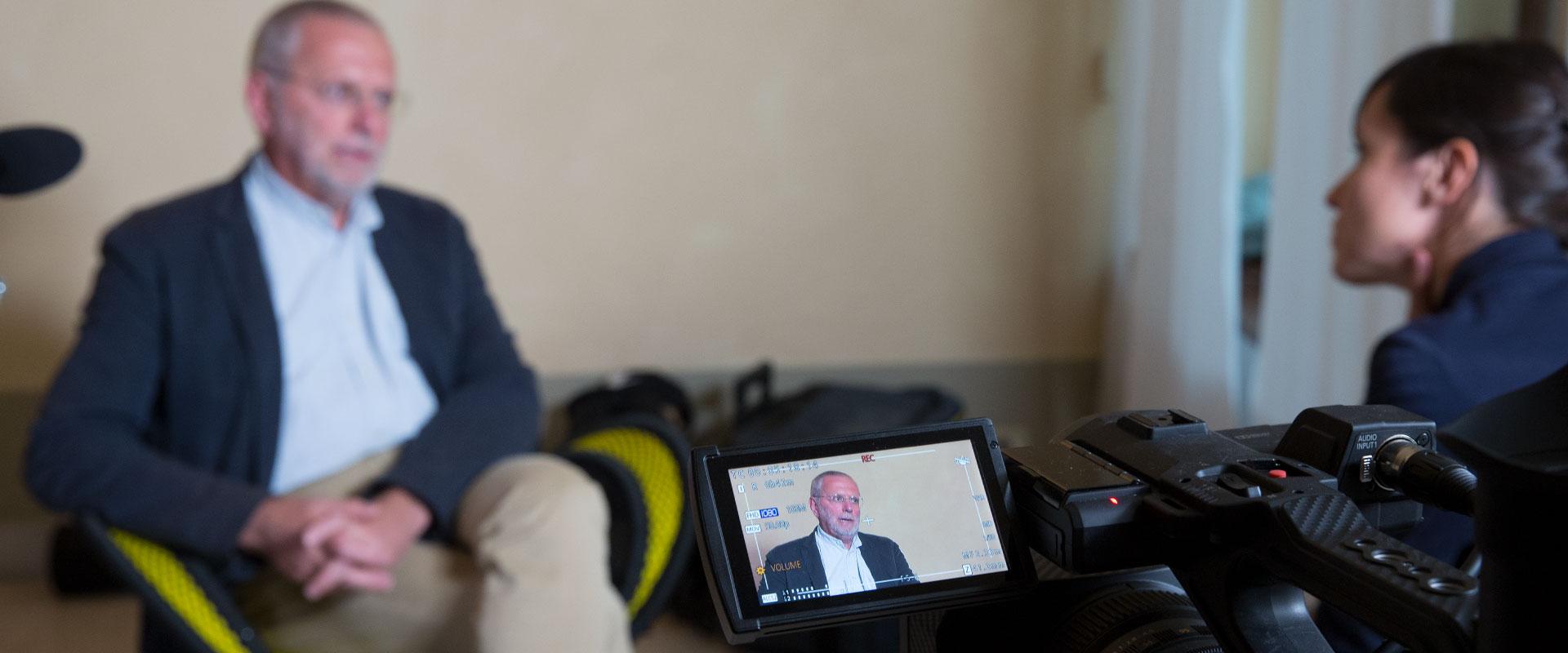Massimo Cirri intervistato da CGN