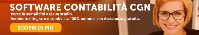Contabilità CGN - Il gestionale per gli studi professionali