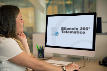 Nasce il servizio Bilancio 360° Telematico