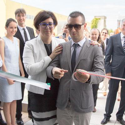 Servizi CGN vince il Positive Business Award e inaugura la nuova sede Oceano