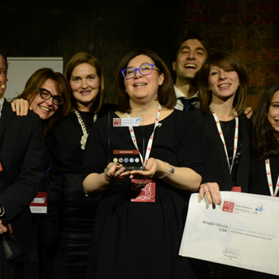 Servizi CGN entra nella classifica Great Place to Work