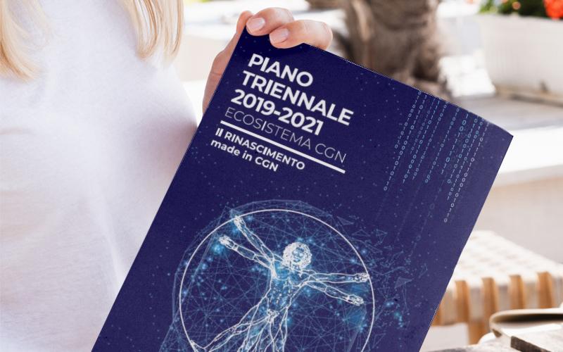 4° Piano Triennale Ecosistema - Il Rinascimento made in CGN